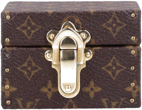 LOUIS VUITTON ÉCRIN DÉCLARATION KÄSTCHEN AUS MONOGRAM CANVAS (M21010)